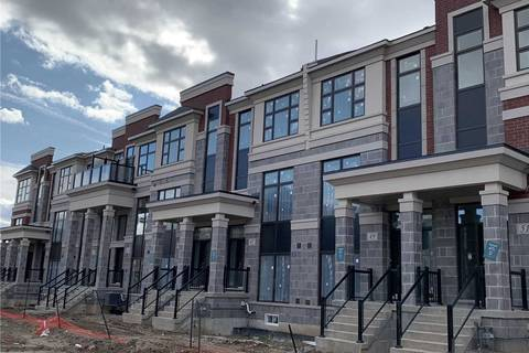 Townhouse for rent at 43 Wuhan Ln Markham Ontario - MLS: N4618580