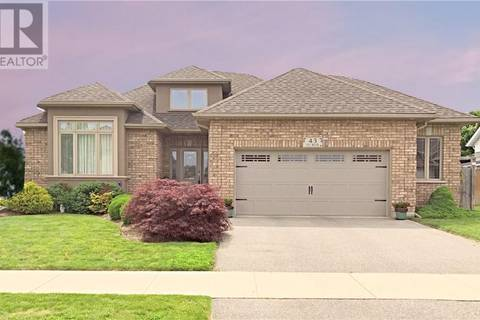 House for sale at 43 Yu Blvd Waterford Ontario - MLS: 30734444