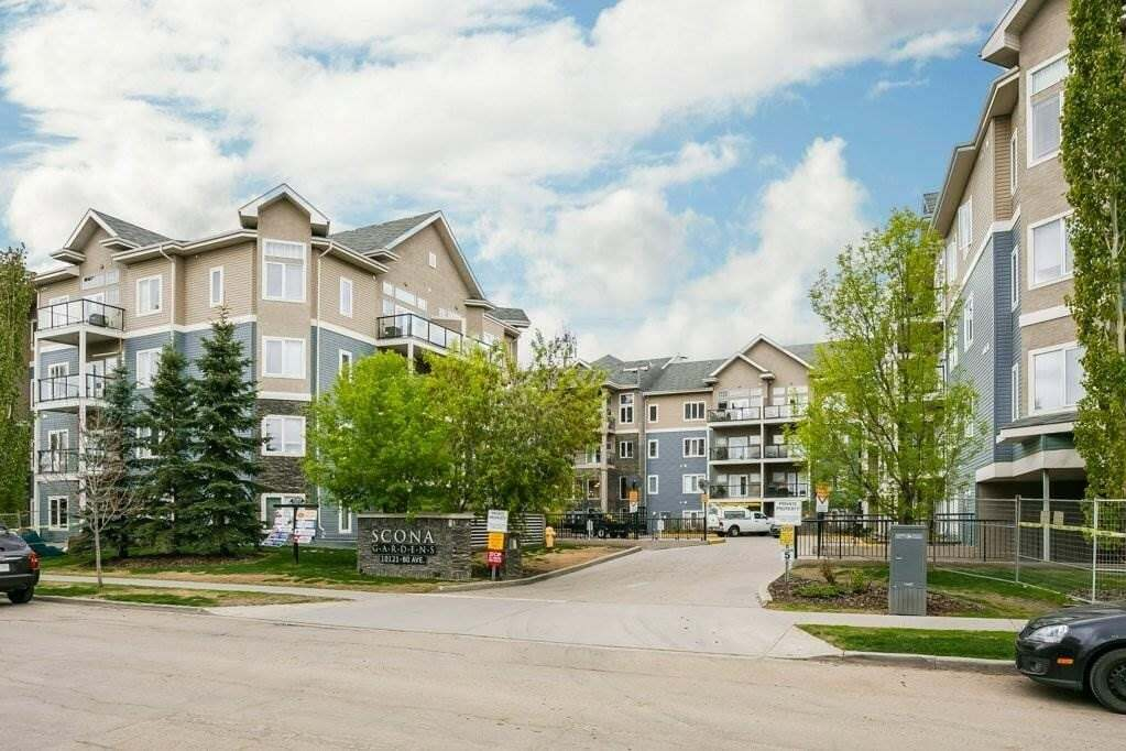 Condo for sale at 10121 80 Av NW Unit 430 Edmonton Alberta - MLS: E4199088