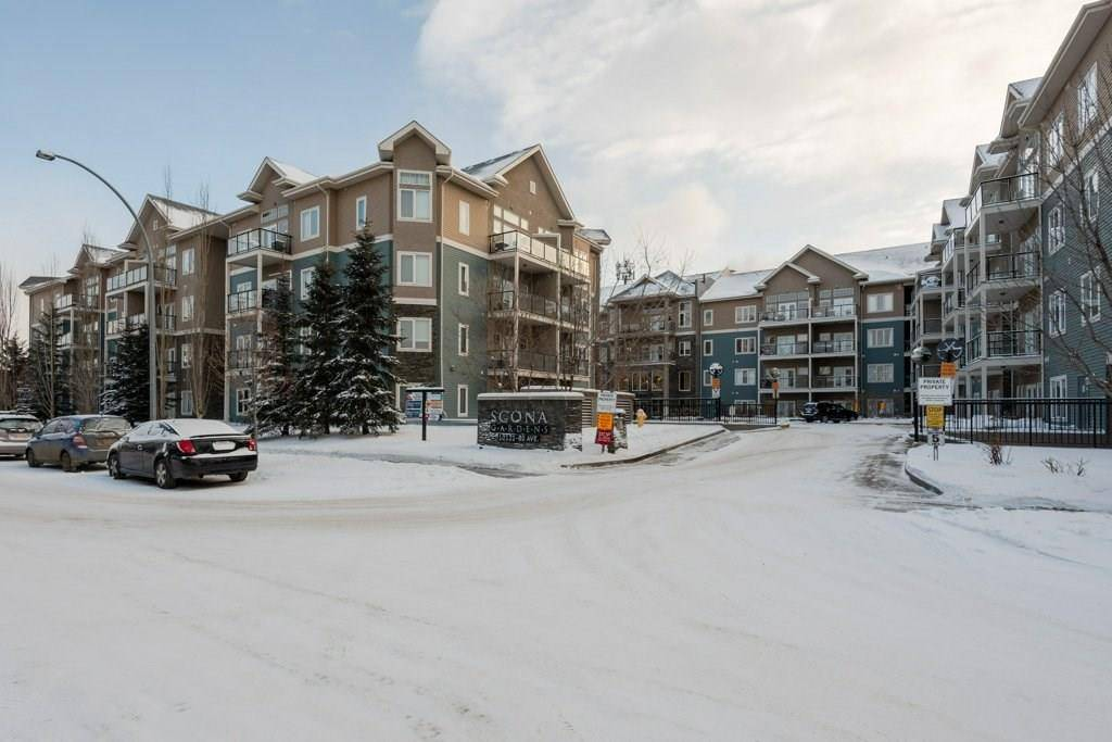 Condo for sale at 10121 80 Ave Nw Unit 430 Edmonton Alberta - MLS: E4190887