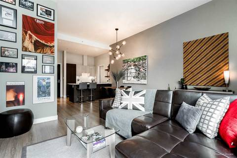Condo for sale at 1588 Hastings St E Unit 430 Vancouver British Columbia - MLS: R2349877