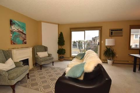 Condo for sale at 9620 174 St Nw Unit 430 Edmonton Alberta - MLS: E4152049