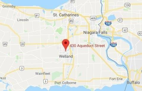Residential property for sale at 430 Aqueduct St Welland Ontario - MLS: X4596667