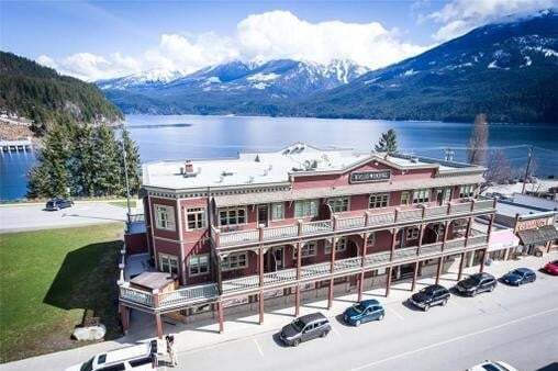 Residential property for sale at 430 Front Street  Kaslo British Columbia - MLS: 2452869