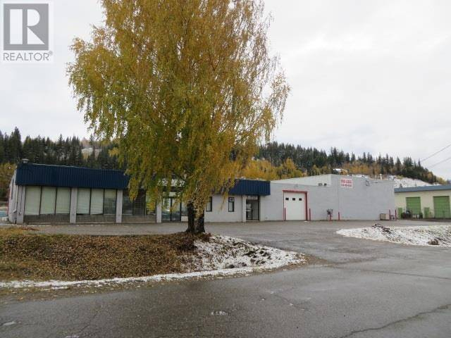 Commercial property for lease at 430 Mcaloney Rd Pg City North (zone 73) British Columbia - MLS: C8030443