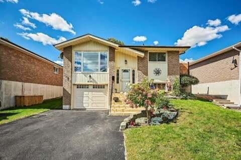 House for sale at 430 Paddington Cres Oshawa Ontario - MLS: E4923204
