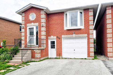 House for sale at 430 Parkwood Ave Bradford West Gwillimbury Ontario - MLS: N4542251
