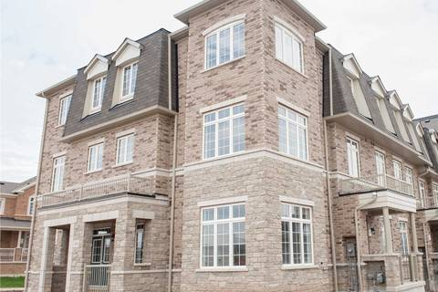 Townhouse for sale at 430 Wheat Boom Dr Oakville Ontario - MLS: W4450077