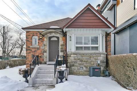 House for sale at 430 Winnett Ave Toronto Ontario - MLS: C4694624