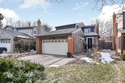 House for sale at 4300 Taffey Cres Mississauga Ontario - MLS: W4703372