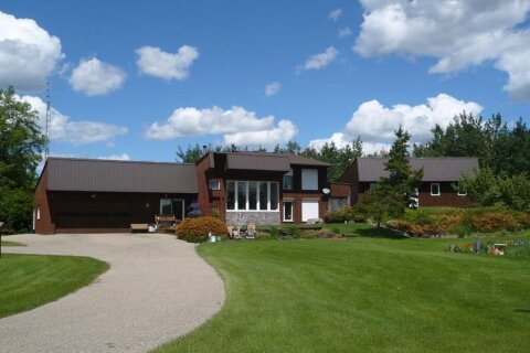 House for sale at 430079 Range Road 252  Rural Ponoka County Alberta - MLS: A1036130
