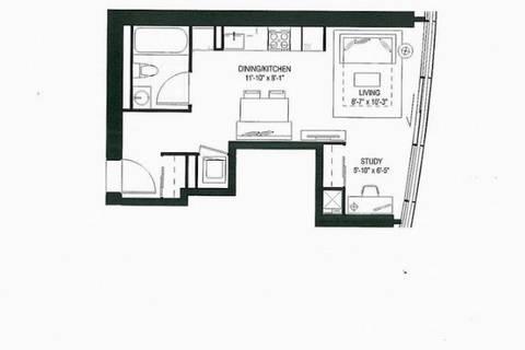 Apartment for rent at 14 York St Unit 4301 Toronto Ontario - MLS: C4737000