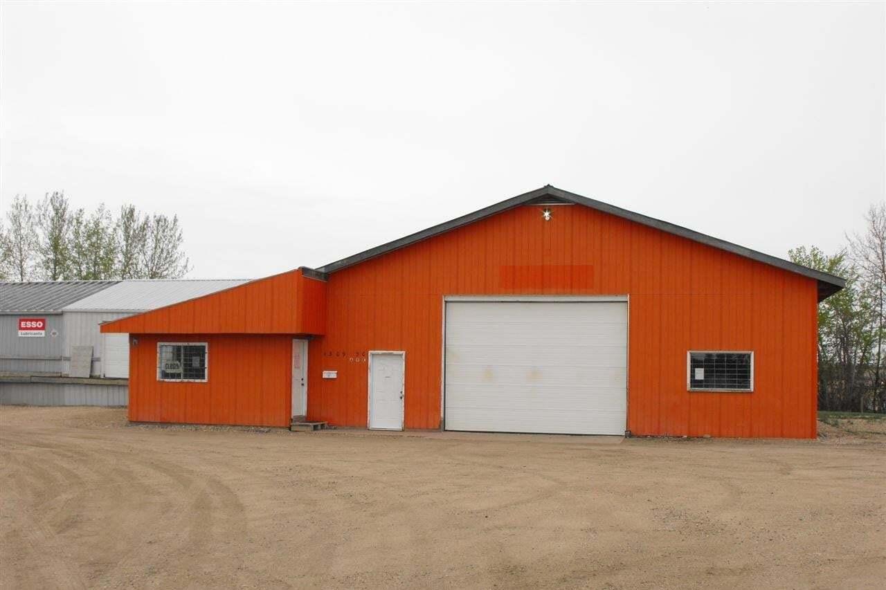Commercial property for sale at 4309 50 Av Unit 4301 Elk Point Alberta - MLS: E4198446