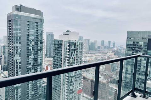 Apartment for rent at 87 Peter St Unit 4301 Toronto Ontario - MLS: C4674486