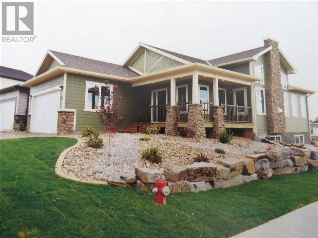 House for sale at 4301 Aspen Rd Coalhurst Alberta - MLS: ld0186071
