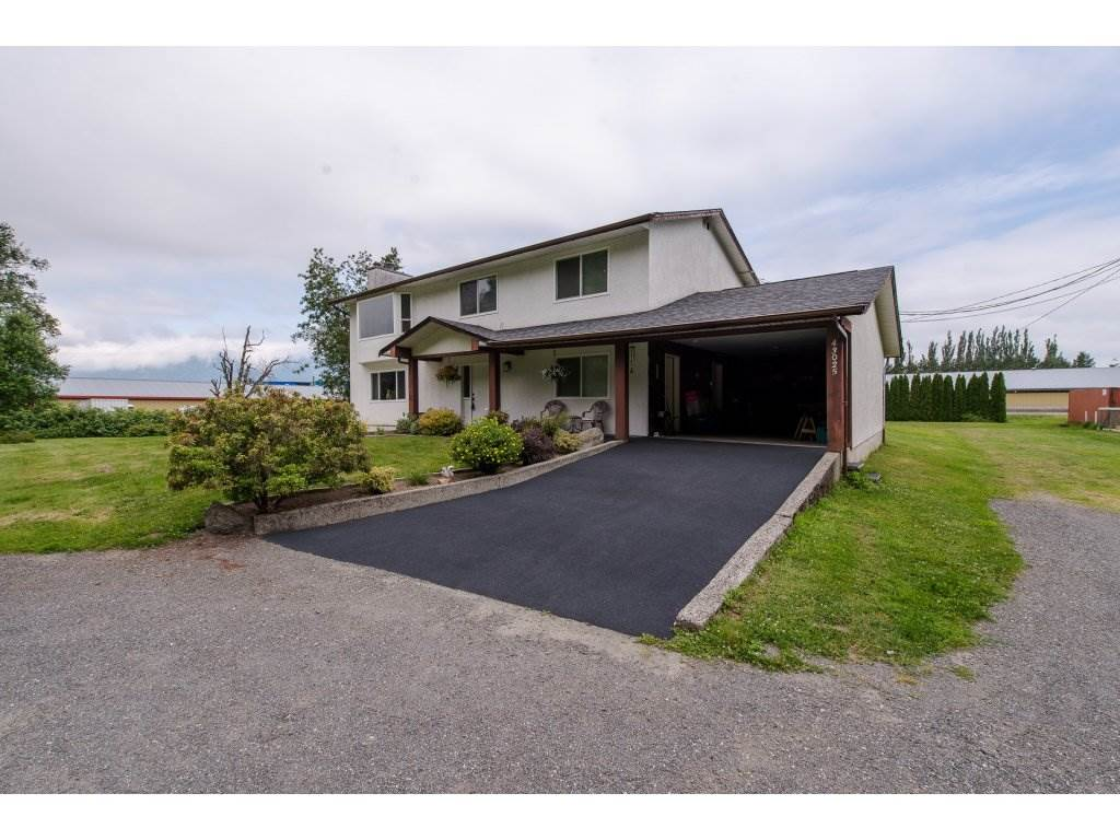 Sold: 43025 Vedder Mountain Road, Yarrow, BC
