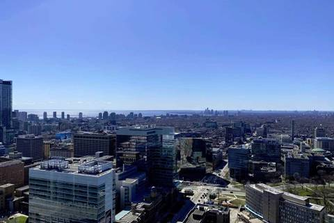 Apartment for rent at 38 Grenville St Unit 4303 Toronto Ontario - MLS: C4735258