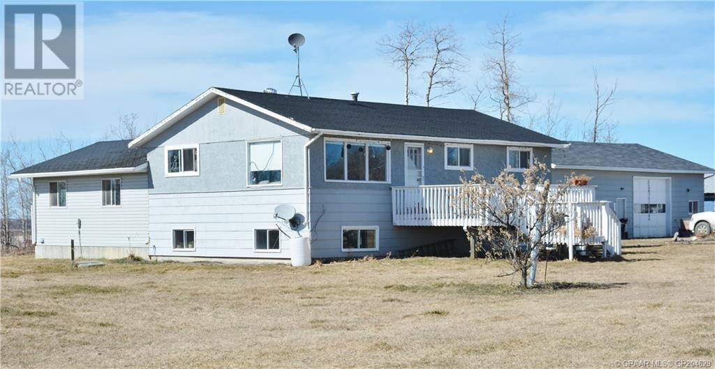 House for sale at 43034 Township Road 810  Rural Fairview, Md Alberta - MLS: GP204629