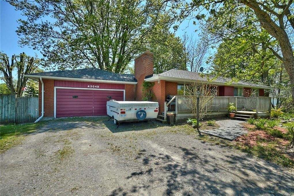 House for sale at 43049 Hwy 3  Wainfleet Ontario - MLS: 30808831
