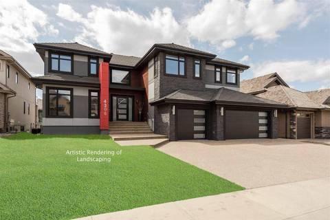 House for sale at 4306 Westcliff Landng Sw Edmonton Alberta - MLS: E4153975