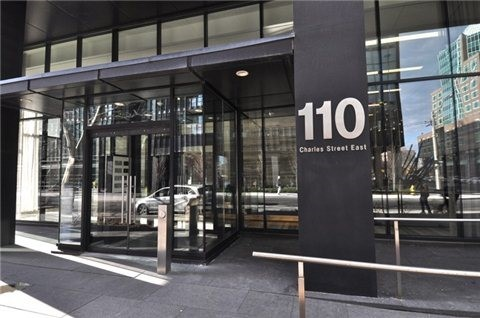 Sold: 4307 - 110 Charles Street East, Toronto, ON
