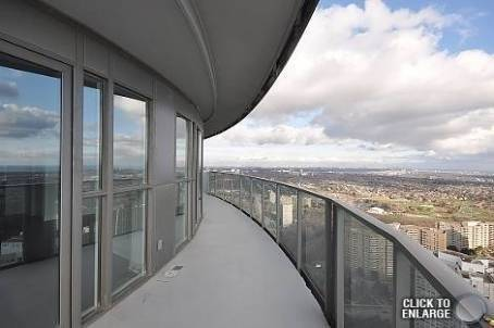Apartment for rent at 60 Absolute Ave Unit 4308 Mississauga Ontario - MLS: W4519367