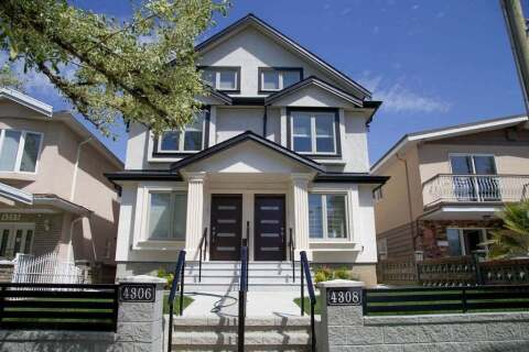 Townhouse for sale at 4308 Beatrice St Vancouver British Columbia - MLS: R2477973