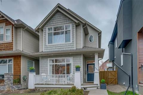 Townhouse for sale at 4309 16a St Southwest Calgary Alberta - MLS: C4243829