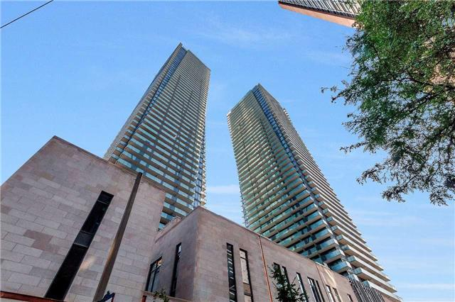 For Sale: 4309 - 65 St Mary Street, Toronto, ON | 1 Bed, 2 Bath Condo for $999,000. See 20 photos!