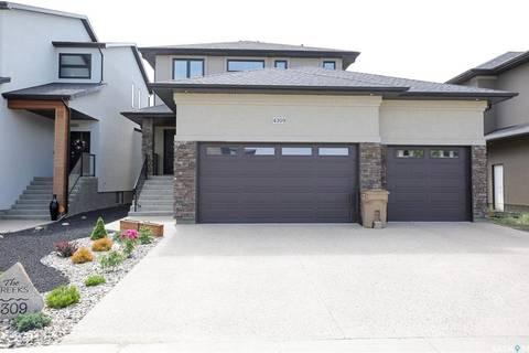 House for sale at 4309 Chuka Dr Regina Saskatchewan - MLS: SK779014
