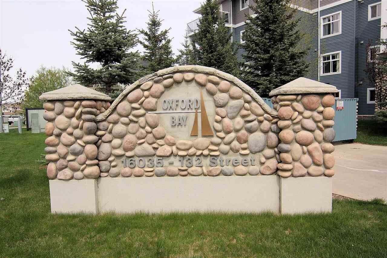 Condo for sale at 16035 132 St NW Unit 431 Edmonton Alberta - MLS: E4203533