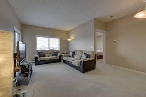 Condo for sale at 16807 100 Ave Nw Unit 431 Edmonton Alberta - MLS: E4150594