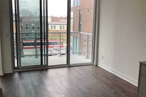 Apartment for rent at 30 Baseball Pl Unit 431 Toronto Ontario - MLS: E4668393