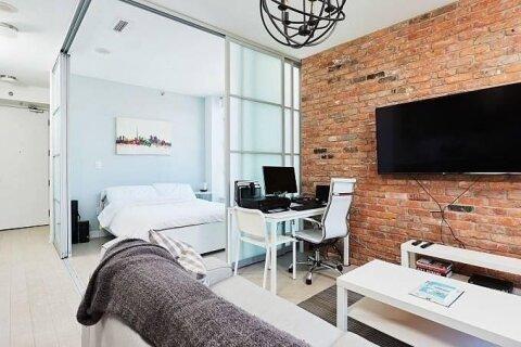 Apartment for rent at 88 Colgate Ave Unit 431 Toronto Ontario - MLS: E4991680