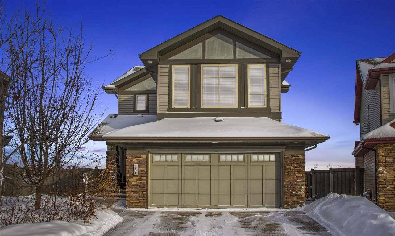 House for sale at 431 Ainslie Cres Sw Edmonton Alberta - MLS: E4184900