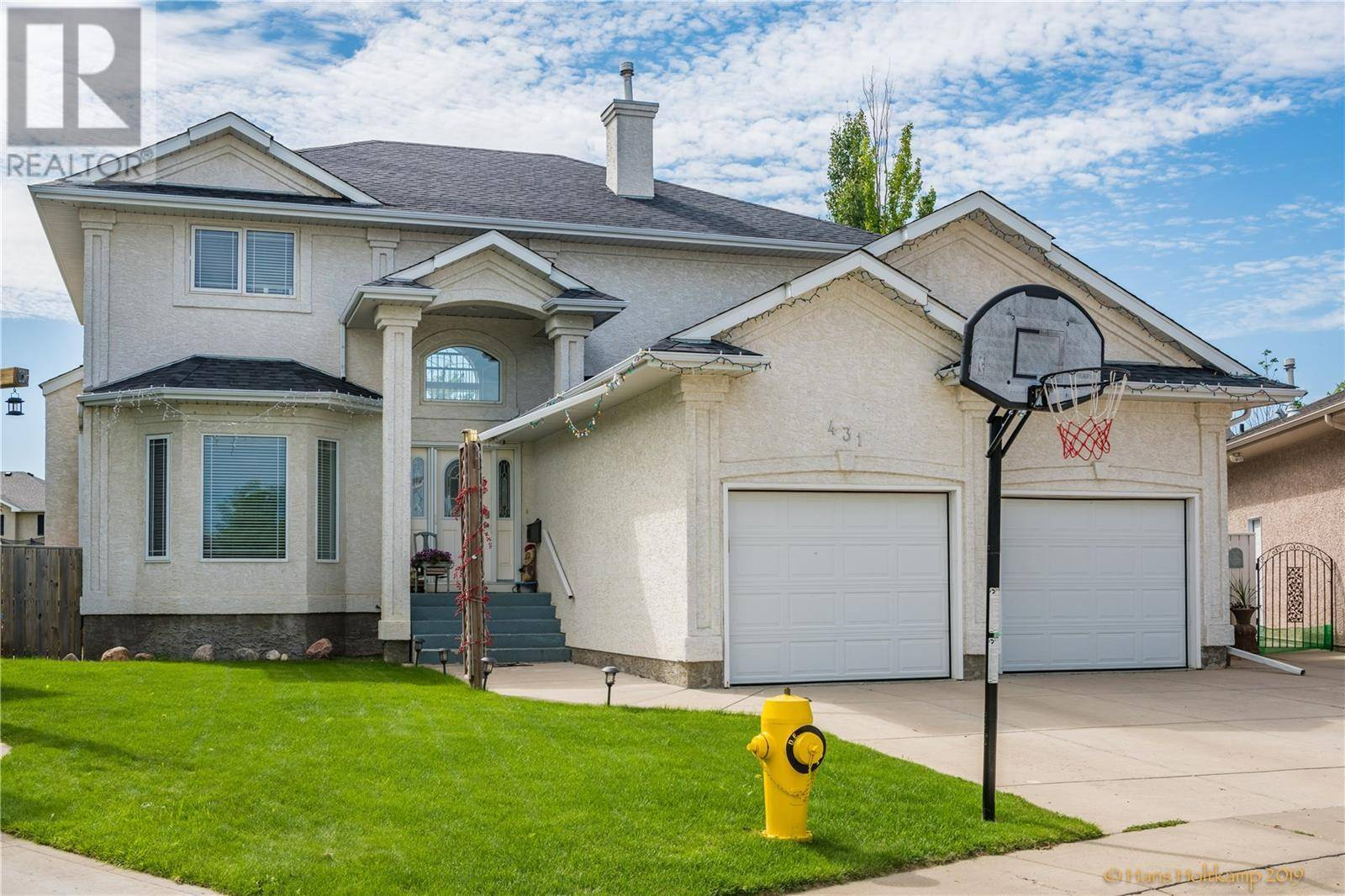 House for sale at 431 Blackburn Ter  Saskatoon Saskatchewan - MLS: SK781945