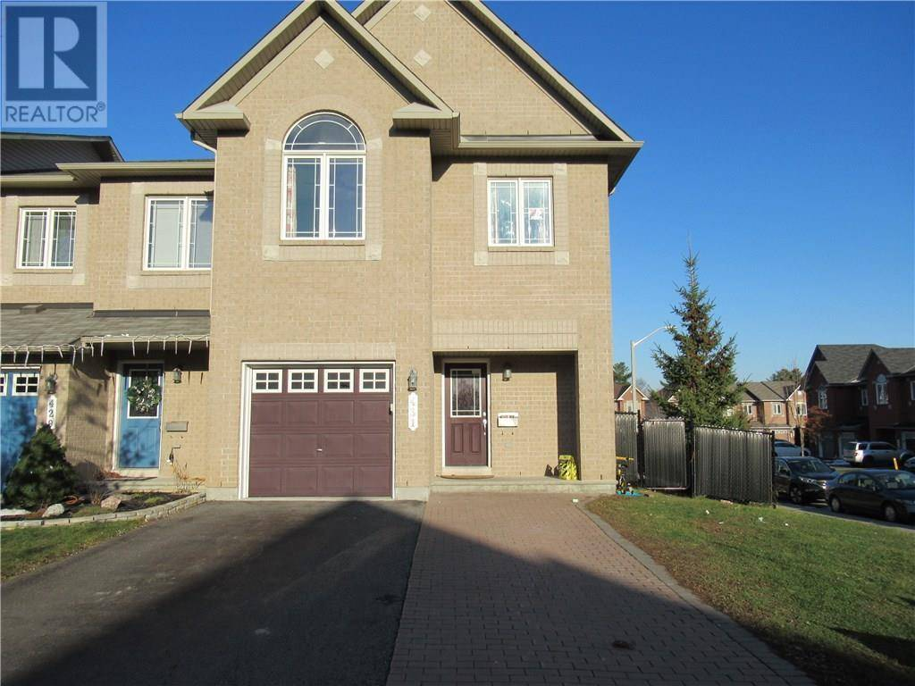 Townhouse for rent at 431 Galatina Wy Ottawa Ontario - MLS: 1176678