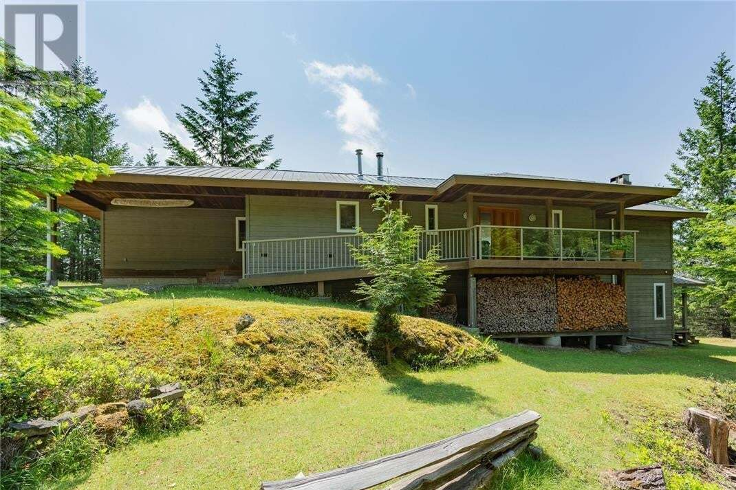 House for sale at 431 Heck Hill  Mayne Island British Columbia - MLS: 816083