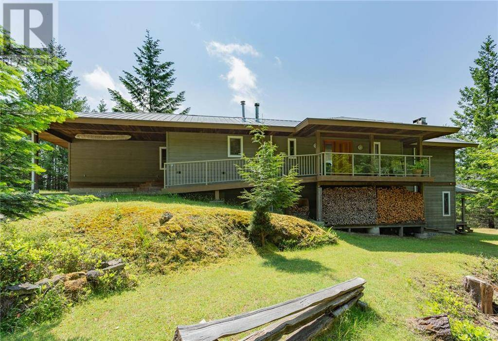 House for sale at 431 Heck Hill Rd Mayne Island British Columbia - MLS: 411791