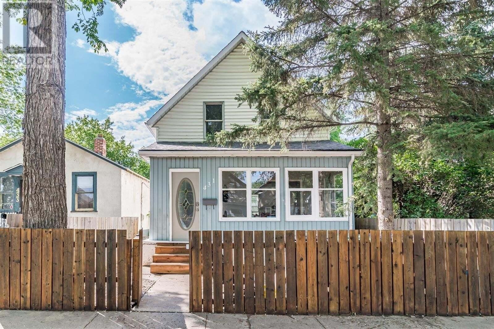 House for sale at 431 I Ave S Saskatoon Saskatchewan - MLS: SK819266