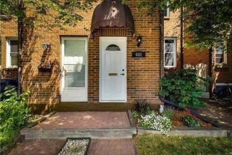 Townhouse for rent at 431 Melita Cres Toronto Ontario - MLS: C4924490