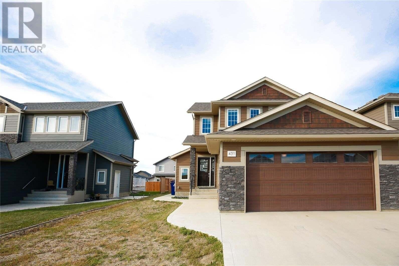 House for sale at 431 Pichler Cres Saskatoon Saskatchewan - MLS: SK821143