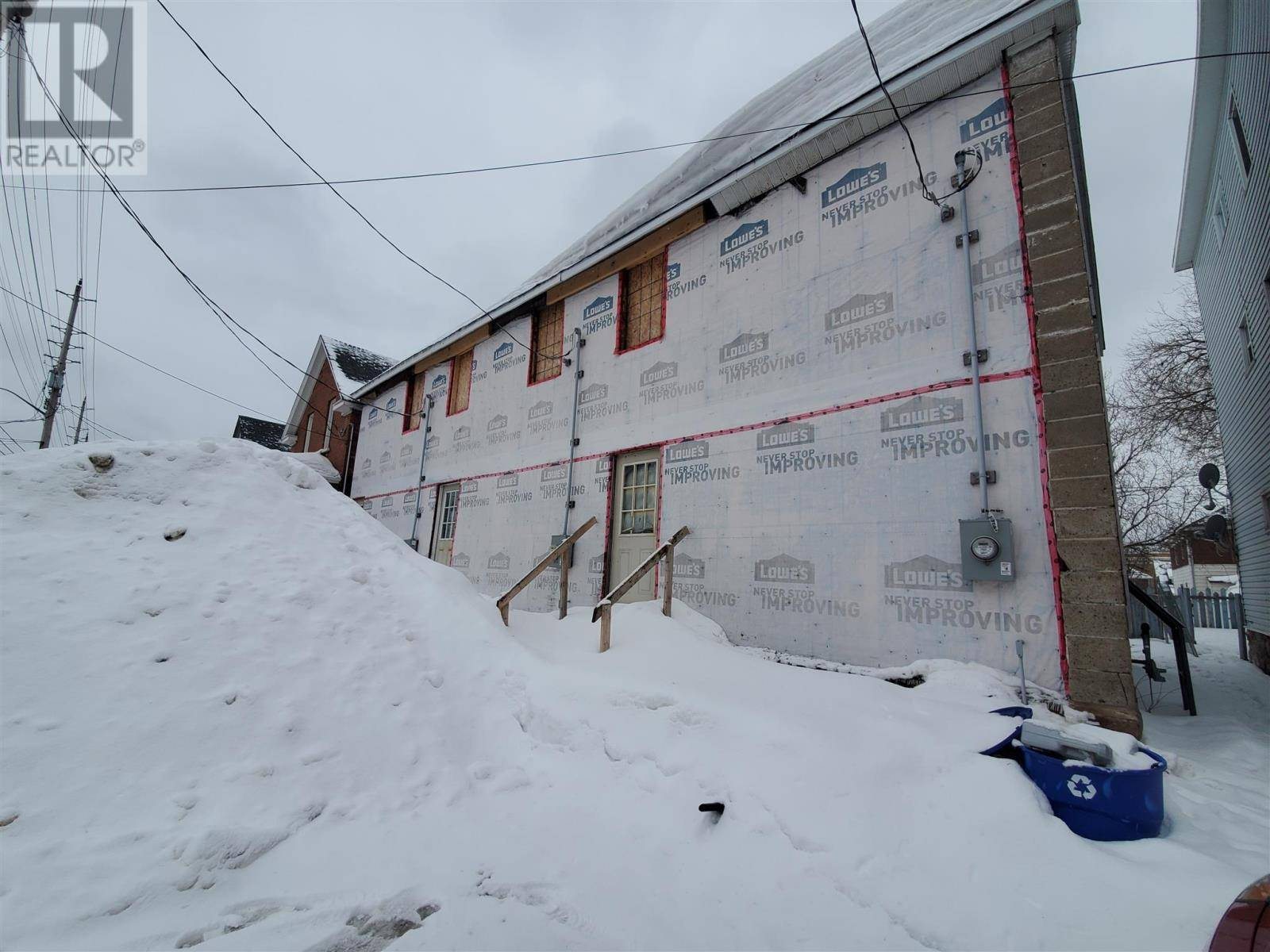 Townhouse for sale at 431 Wellington St E Sault Ste. Marie Ontario - MLS: SM128083
