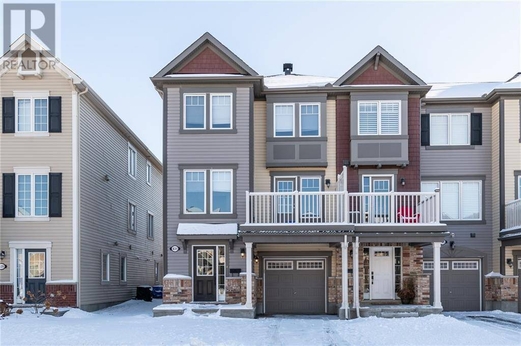 Townhouse for sale at 431 White Arctic Ave Ottawa Ontario - MLS: 1179389