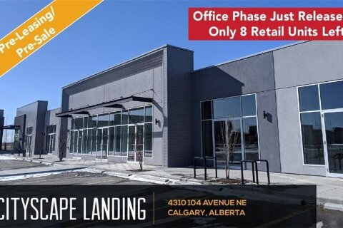 Commercial property for sale at 4310 104 Ave NE Calgary Alberta - MLS: C4291670