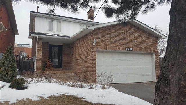 For Rent: 4310 Radisson Crescent, Mississauga, ON | 3 Bed, 4 Bath House for $2,750. See 20 photos!