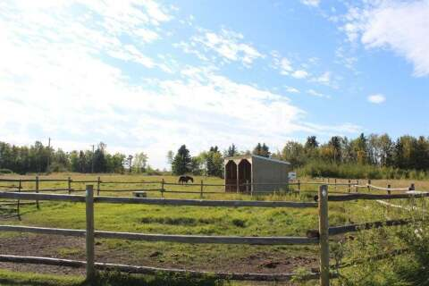 Home for sale at 431061 Range Road 253  Rural Ponoka County Alberta - MLS: A1032756