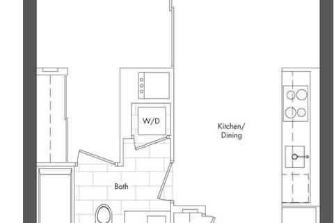 Apartment for rent at 85 Queens Wharf Rd Unit 4311 Toronto Ontario - MLS: C4556011