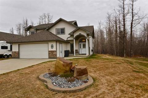 House for sale at 4312 Madsen Ave Drayton Valley Alberta - MLS: E4152753