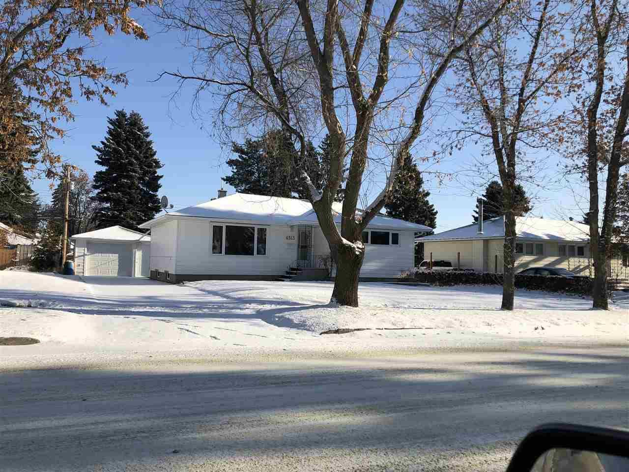 House for sale at 4313 54 St Wetaskiwin Alberta - MLS: E4179770